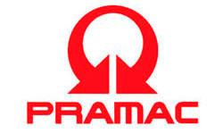 Логотип компании Pramac