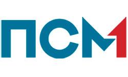 Логотип компании ПСМ