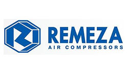 Логотип компании Remeza (Беларусь)