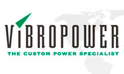Логотип компании VibroPower