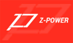 Логотип компании Z-Power